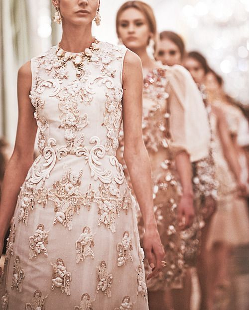 Fuck Yeah Fashion Couture | Dolce and Gabbana Haute Couture Spring 2013
