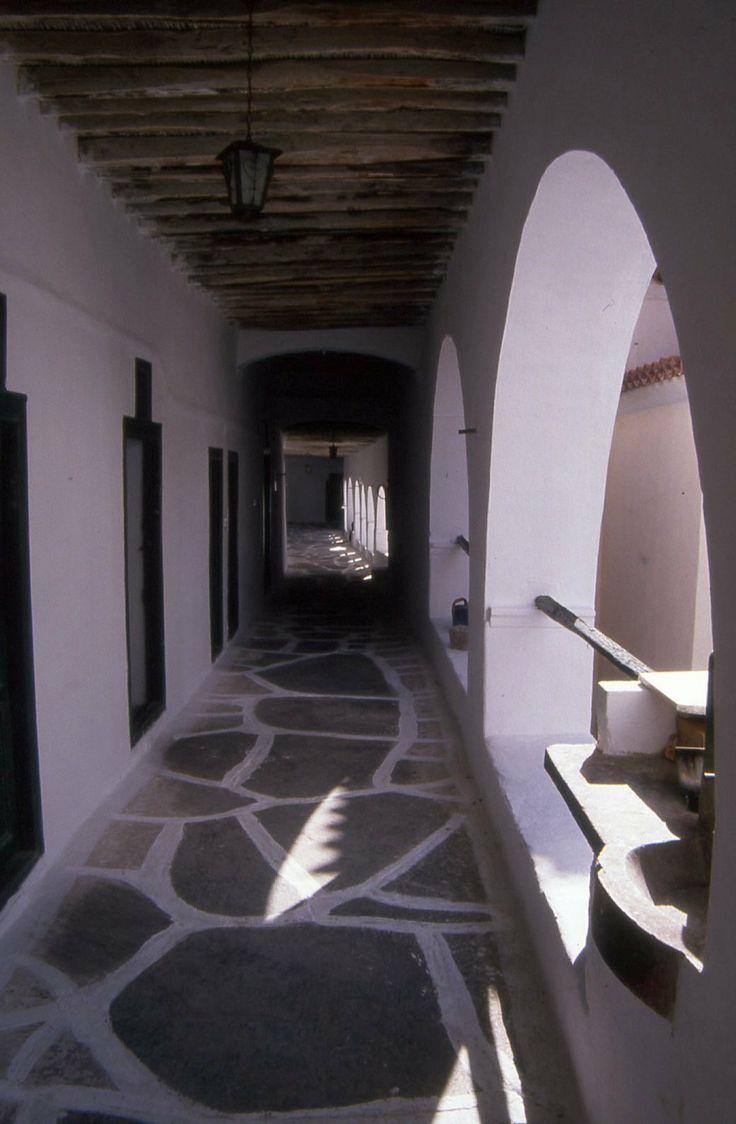 Loggovarda Monastery - Paros Cyclades