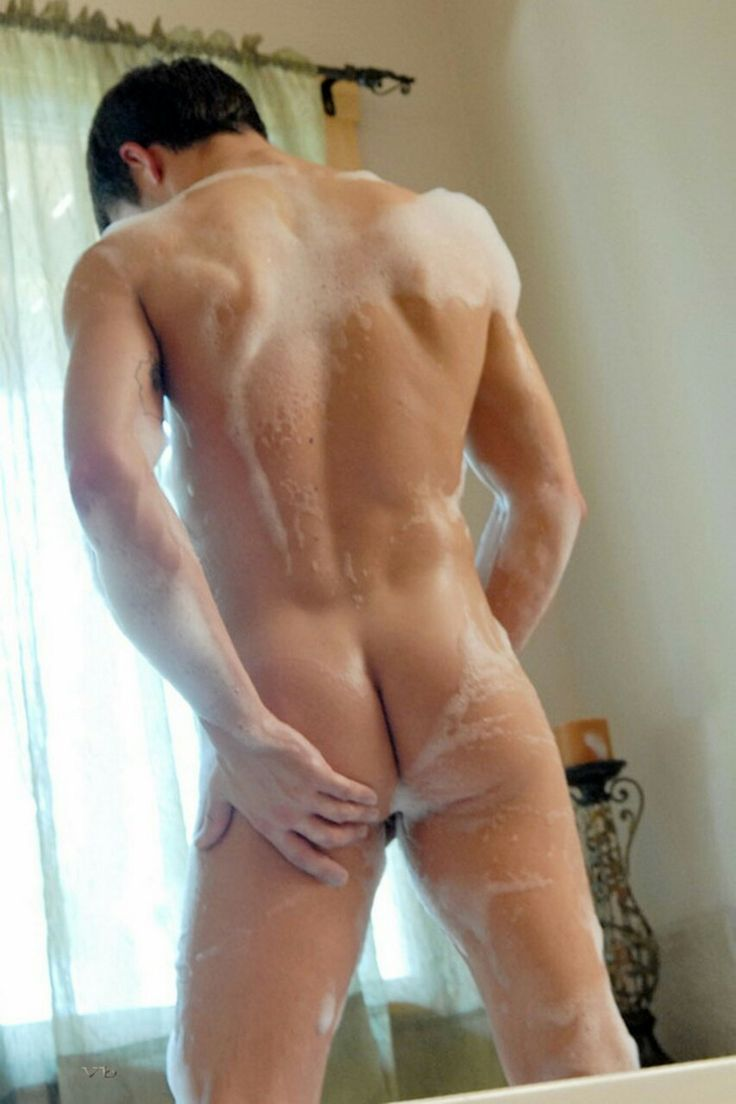 beautiful gay butt