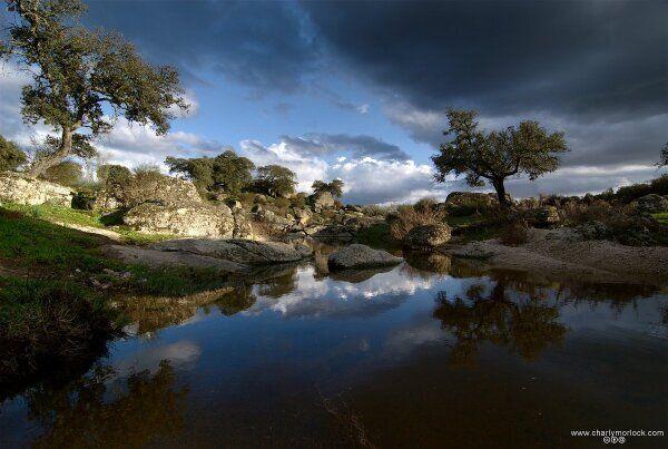 """""""National Geographic : Extremadura, España. No hace falta irse muy lejos para encontrar lugares incr"""