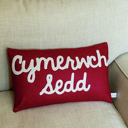 Cymerwch Sedd Cushion