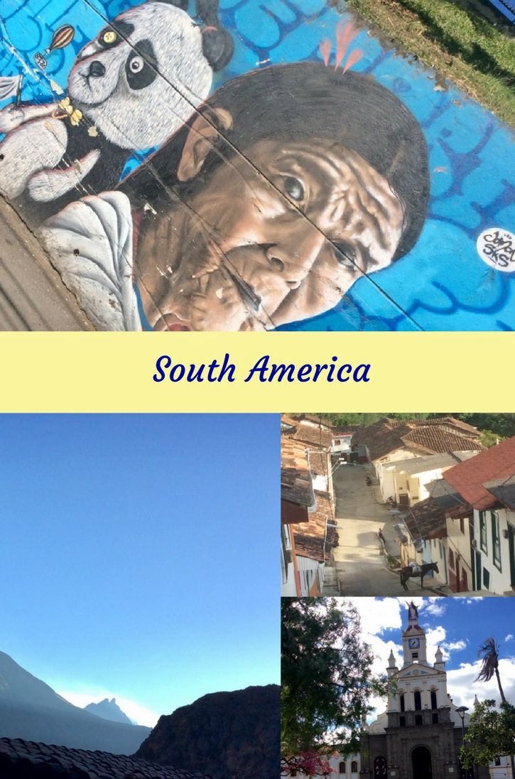 South America is vast. It's also packed with adventure, history and culture. On and off the so-called beaten track, find out where you should go. Uncover the cities, the natural highlights, the small towns and the best adventures. South America is calling you… #SouthAmerica #travel #SouthAmericaTravelDestinations