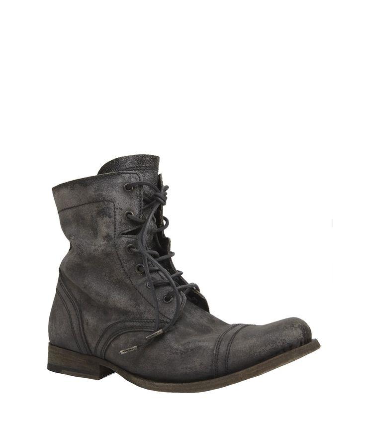 Cropped Military Boot, Men, Footwear, AllSaints Spitalfields