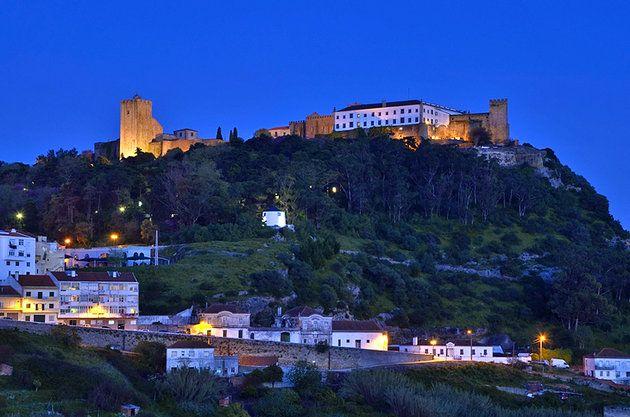 Castelo de Palmela Setúbal
