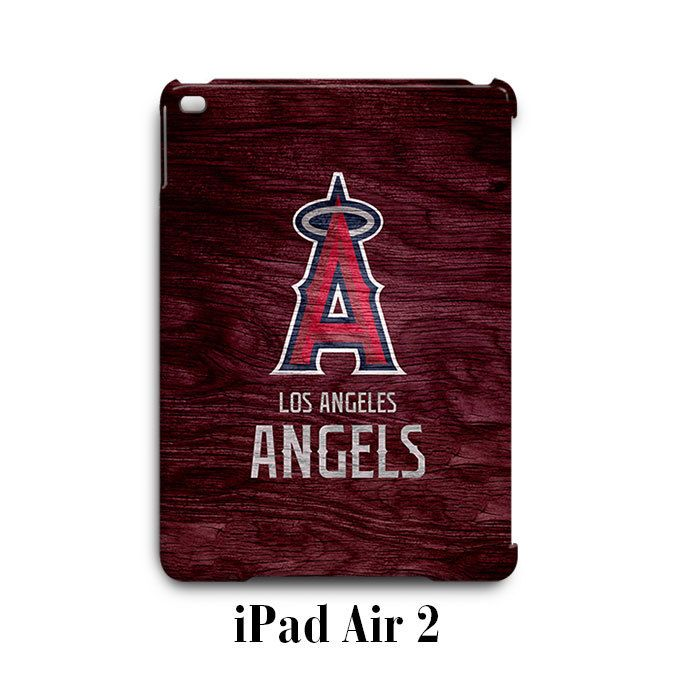 Los Angeles Angels of Anaheim Custom iPad Air 2 Case Cover Wrap Around