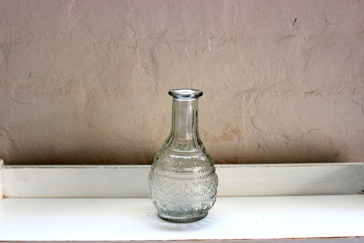 Medium & large cut glass