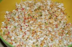 Popcorn Salad - best thing ever!!