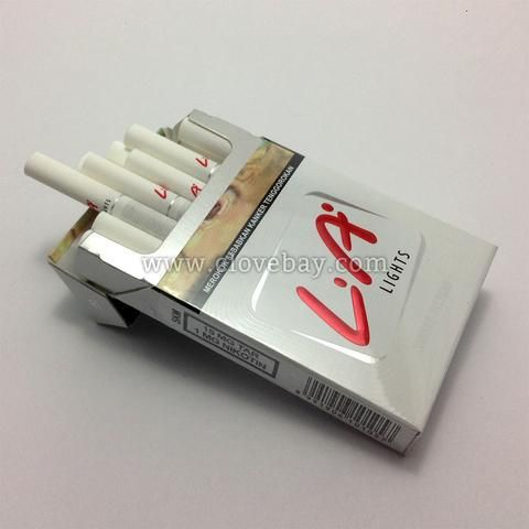Djarum LA Lights 16 Kretek Filter