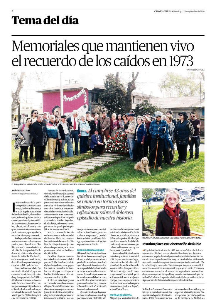 Página 2 | Crónica Chillán - 11.09.2016