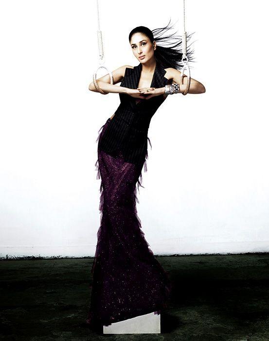Kareena Kapoor in Vogue India #kareena Kapoor #fashion