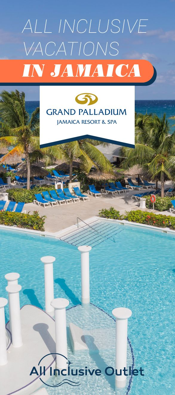 Grand Palladium Jamaica Resort Spa Montego Bay All Inclusive Travel Beach Vacation