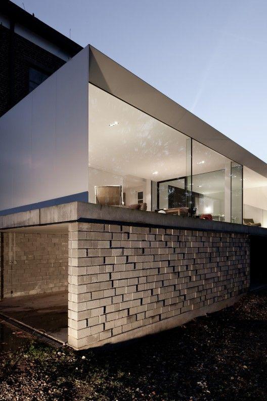 House K / GRAUX BAEYENS Architecten