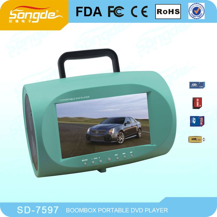 75 boombox with usb sddvd player buy kids portable dvd playercheap portable dvd player7 inch portable dvd player product on alibabacom