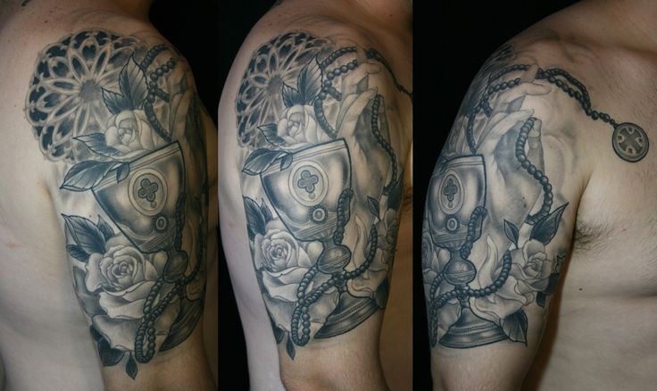 20 Mexican Religious Tattoos Half Sleeve Ideas And Designs