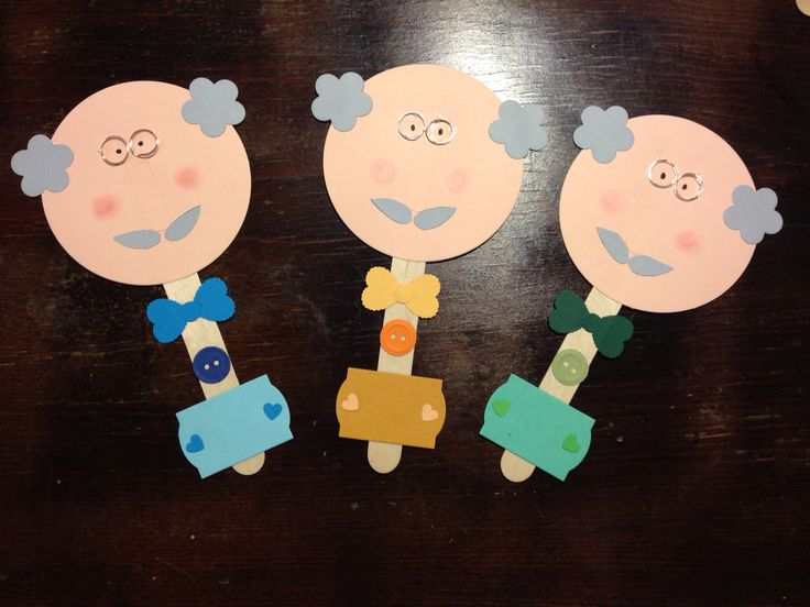 grandparents day craft