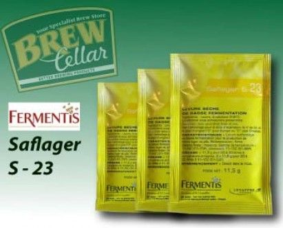 SAFLAGER YEAST S-23