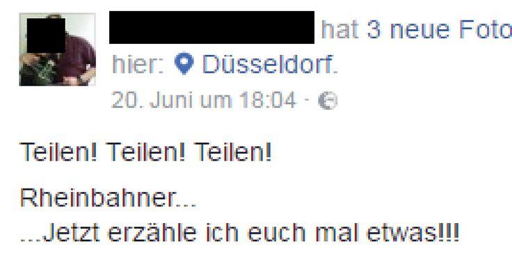 Ein Facebook-Post, der unter die Haut geht: Nach einem Zusammenstoß mit Totalschaden schreibt ein Fahrer der Düsseldorfer Rheinbahn über seine Ängste und Erlebnisse und ruft zu mehr Vorsicht im Straßenverkehr auf.