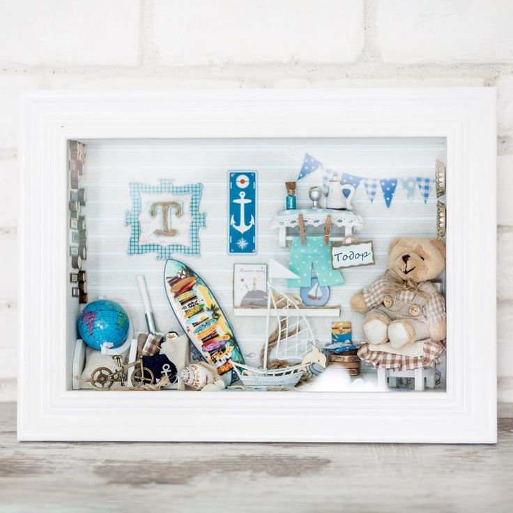 Beach Theme Home Decor Shadow Box Beach Gift: Best 25+ Diorama Kids Ideas On Pinterest