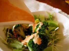 野菜が無限に食べられる!みんなが大絶賛した「ドレッシング」レシピ - M3Q - 女性のためのキュレーションメディア