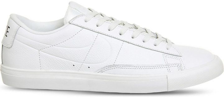 e14a351f1 nike blazer low white leather trainers online > OFF59% Discounts