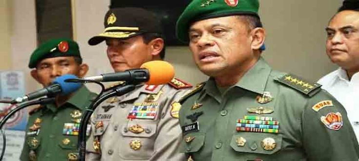 Panglima TNI: Yang Terjadi di Republik Ini Telah Didesain, Indonesia Sedang Menuju Kehancuran