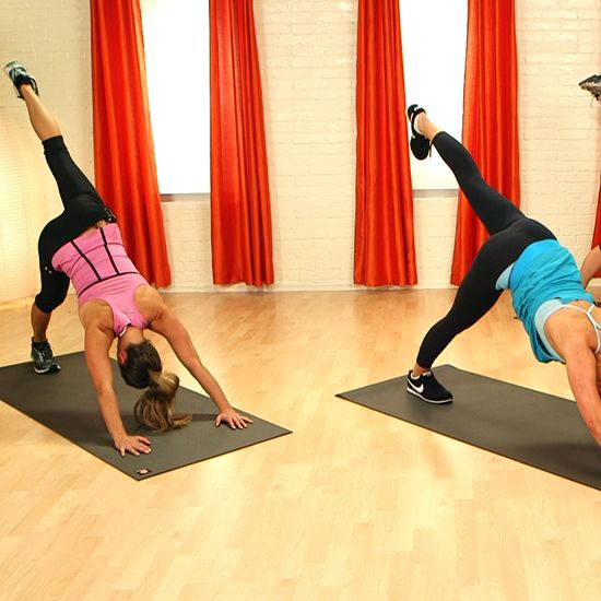 Define Your Waistline With This 10-Minute Pilates Series  LOVE IT!!!