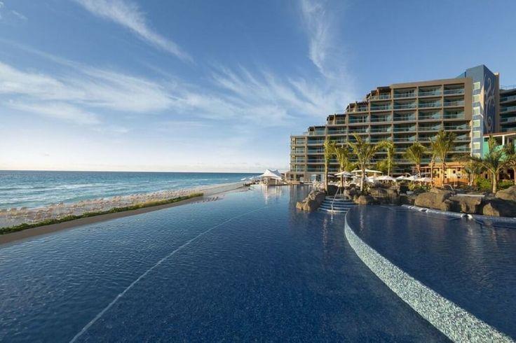 Te decimos cuáles son los hoteles de México con las infinity pools más impresionantes ¡A nadar y gozar de las vistas!