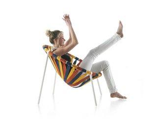 Fabric easy chair LASTIKA - Lago