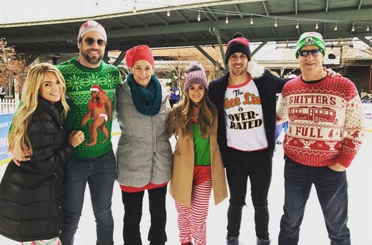 Jordan Rodgers and fiancée JoJo Fletcher enjoyed a wintry vacation with his family at the end of December, but one person was visibly absent from the trip: older brother Aaron.  Three weeks ago, Jordan, 28, and former Bachelorette JoJo, 26, traveled to the East Coast with his family, where the group