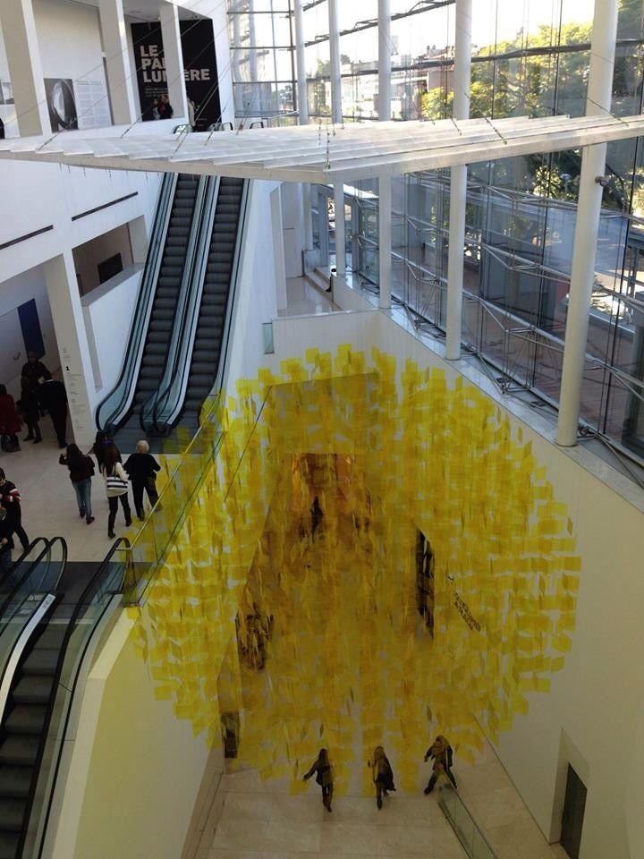 Julio Le Parc Artist Exhibition Monumental Sculpture Installation Malba Fundación Costantini Museo de Arte Latinoamericano de Buenos Aires