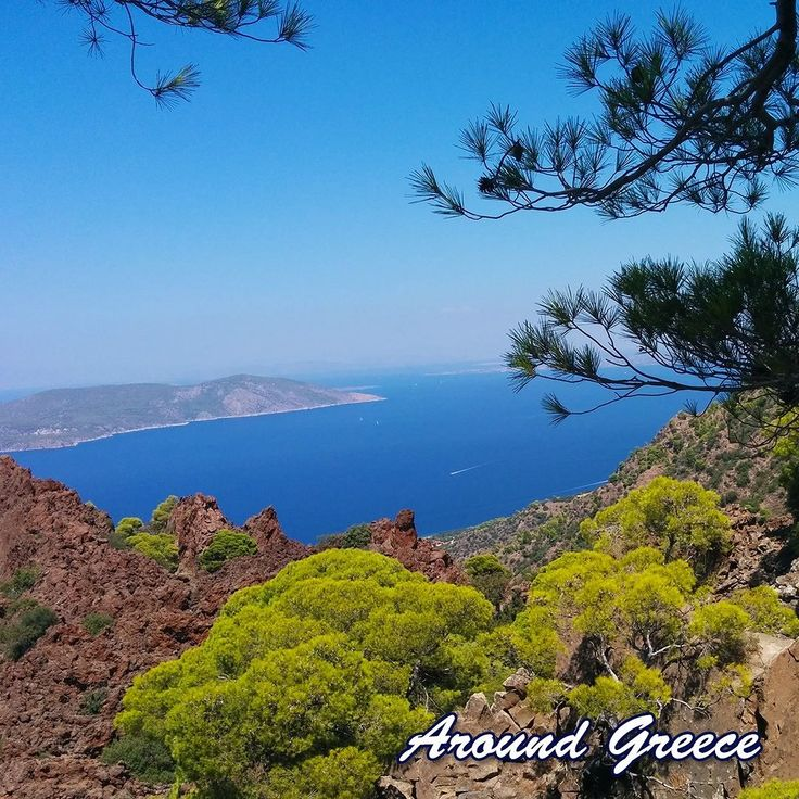 Though part of the group of islands in the Argosaronic Gulf the region of Methana is actually a peninsula that connects to the region of Argolida in the Eastern Peloponnese.  http://ift.tt/2D0Sr58  #Methana #Greece #Greekislands #SaronicGulf #islands #peninsula #holidays #travel #vacations #aroundgreece #visitgreece #Μεθανα #Ελλαδα #ΕλληνικαΝησια #διακοπες #ταξιδι