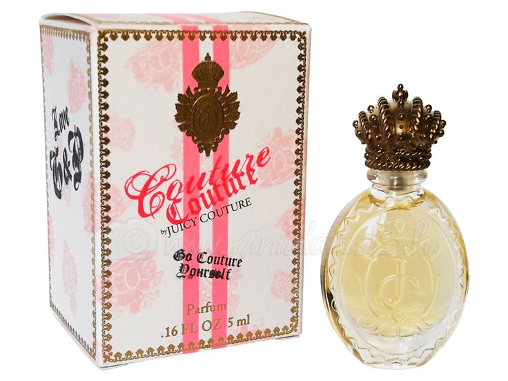 Juicy Couture - Miniature Couture couture (Parfum 5ml)