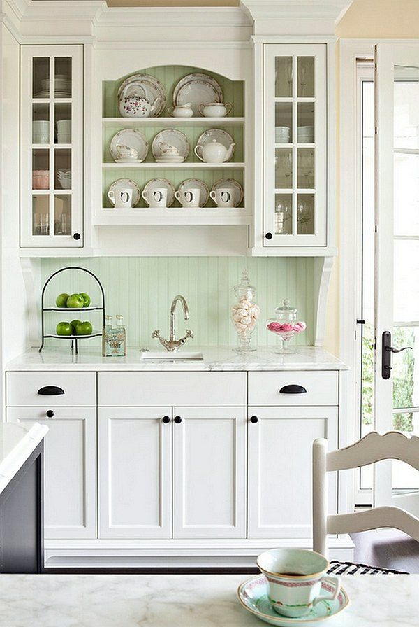20 Colorful Kitchen Cabinets For The Creative And Fun Loving Ones Durable Countertops Interior Design Kitchen Appliances Design