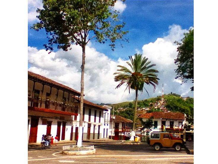 Los rincones coloniales más lindos de Colombia