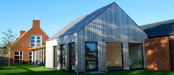 Klapwijk Houtbouw :: arkenbouw - houtconstructies - bijzondere woningen - duurzaam bouwen