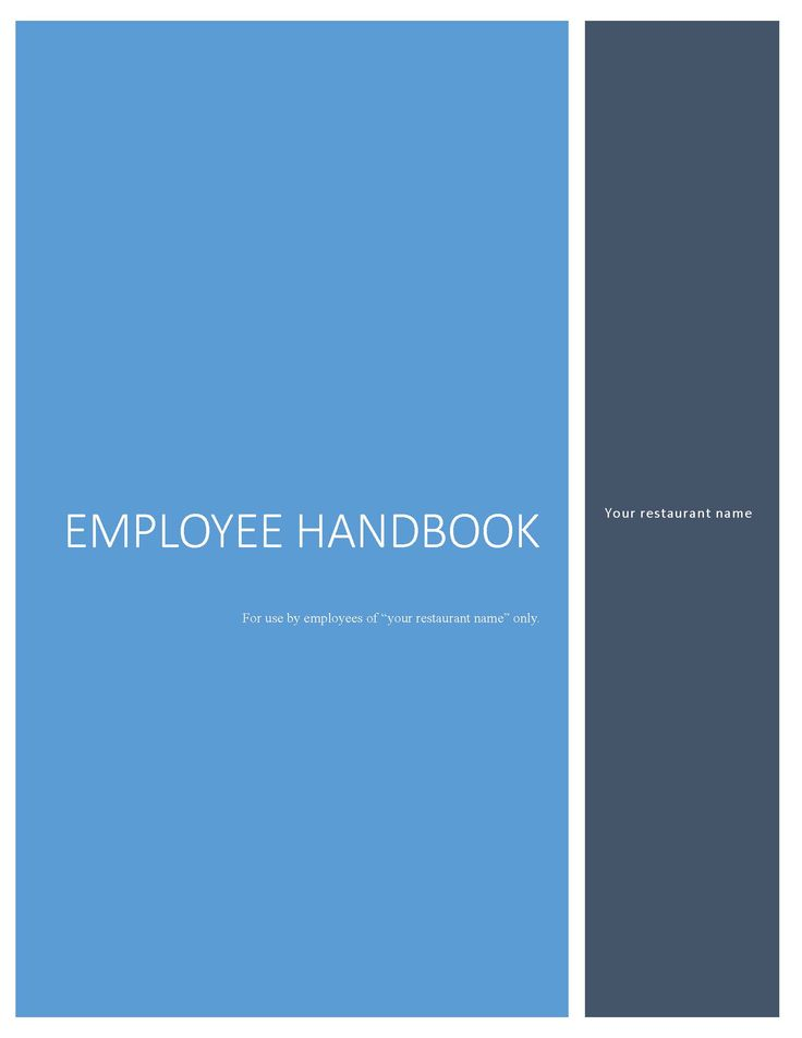 19 best Restaurant Training images on Pinterest Management - sample training manual template