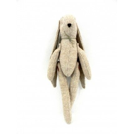 Handmade cream bunny. Left unattended causes no harm or damage. :) #rabbit #handmade #gift €24,10