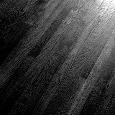 black japan stained timber floors timber floors pinterest black