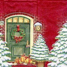 1505. Рождественские окна