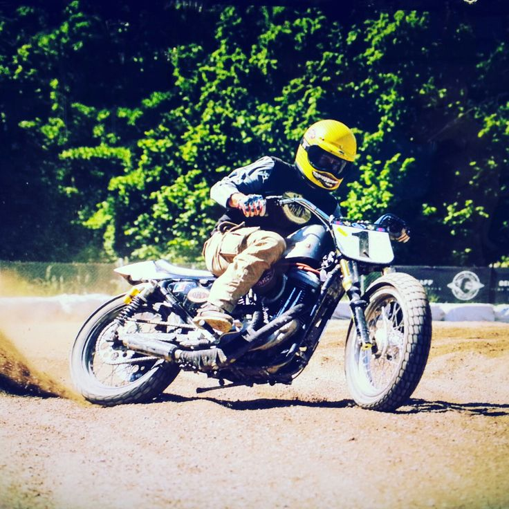 Harley Davidson Flat Track