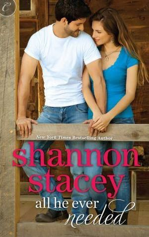 Can't wait fall read #3 - All He Ever Needed by Shannon Stacey (Her books are straight-up fun--and funny.)