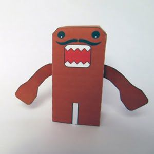 Toy-A-Day: Reader's submission: Domo by Richard Young