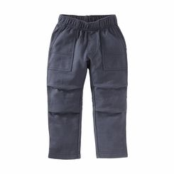 Tea Collection Knit Playwear Pant in Indigo