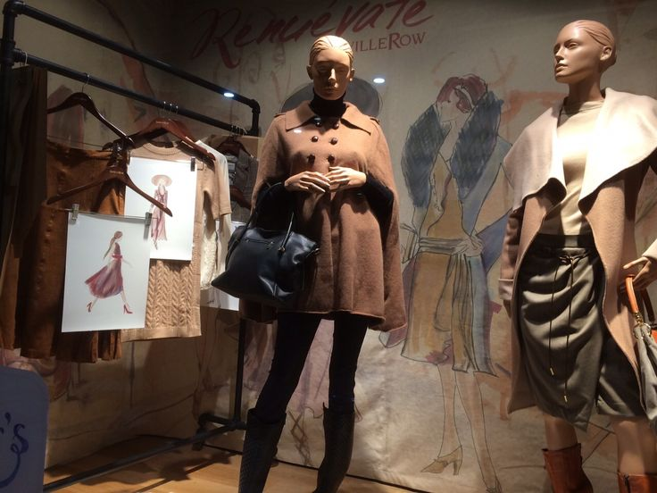 Nueva tienda Portal la Dehesa Saville Row. Windows display  www.savillerow.cl