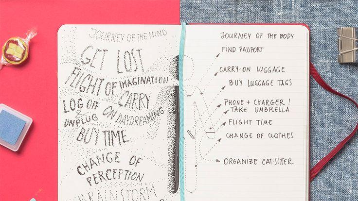 notebook Two-Go di Moleskine è una meraviglia multiuso
