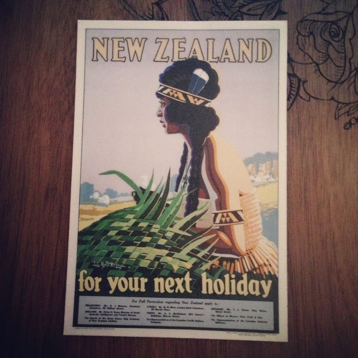 #NewZealand For your next Holiday #Magnet