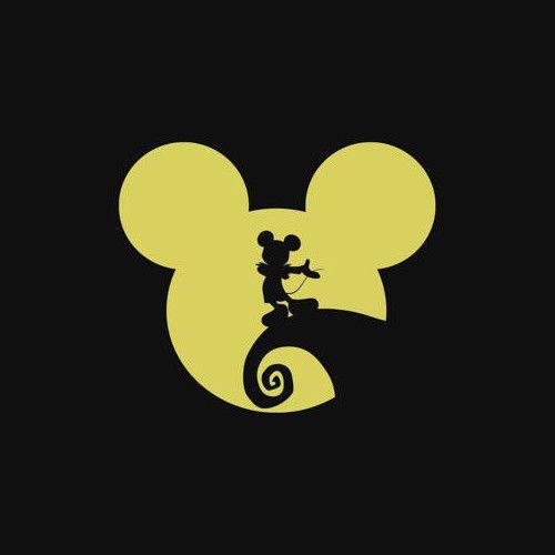 Nightmare Before christas - Mickey