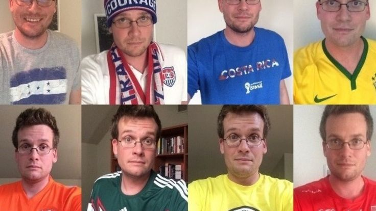 John Green makes a fundraiser out of the World Cup. #sarcoma #worldcup