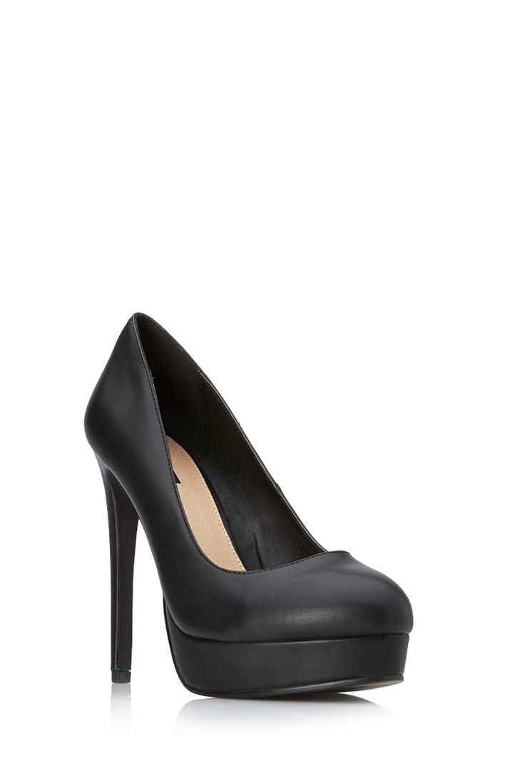 Posh Platform Pumps | Forever 21 Canada | Shoes | Pinterest | Forever 21 Platform Pumps And Canada