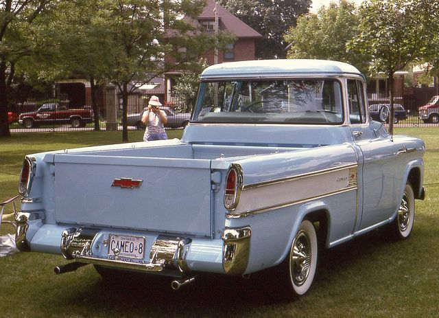 1958 Chevy Cameo Classic Pickup Truck